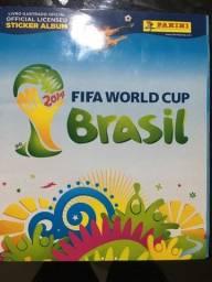 Album copa do mundo 2014 completo