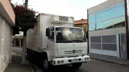 Título do anúncio: Mercedes 1618 truck refrigerado com serviço