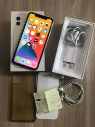 iPhone 11 64gb branco NF aceito cartão