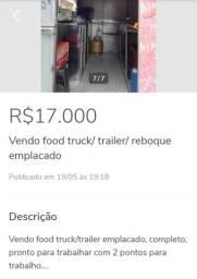 Treiller, truck