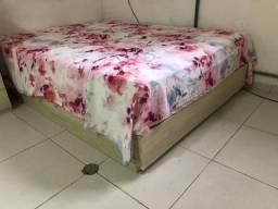 Base para cama de casal em mdf