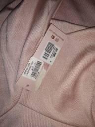 Vertido rosa linda miss