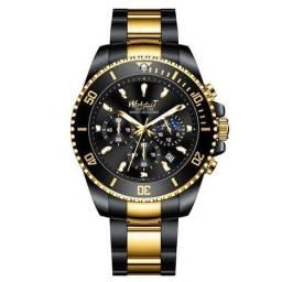 Relógio Masculino Importado Original Wishdoit Todo Funcional