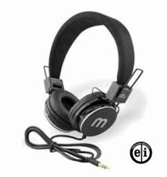 Fone de ouvido e microfone com fio Favix F-2001