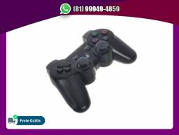 Controle Doubleshok 3 de PS3 Wirelles