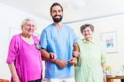 Cuidar de nossos idosos é preservar nossa historia