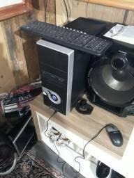 Cpu Samsung teclado e mouse