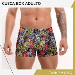 Cuecas masculino adulto