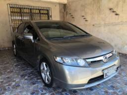 Civic LXS 2008 ´´Impecável´´ Cambio Manual.