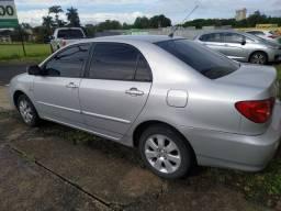 Corolla xei1.8 gasolina. 2007
