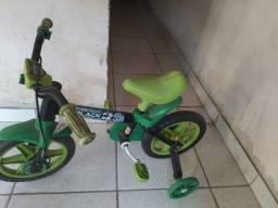 Título do anúncio: Bicicleta semi-novo