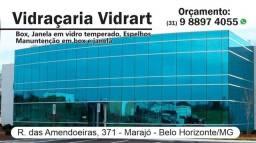 Título do anúncio: Vidraçaria vidrarts