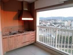 Apartamento 100m², 2 vagas, todo planejado, andar alto, linda vista