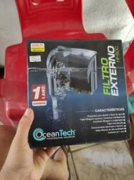Bomba/filtro de aquário