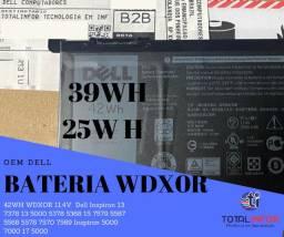 bateria para Notebook Dell