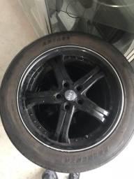 Troco rodas aro 20 por pneus aro 18