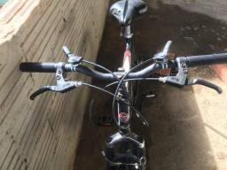 Bicicleta track aluminum 21v