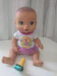 Título do anúncio: Baby alive original seminova