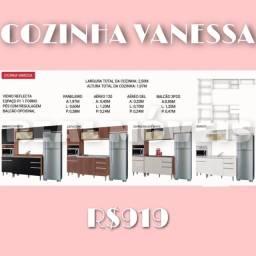 Armário de cozinha Vanessa armário de cozinha Vanessa 918292