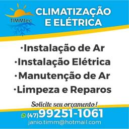 TIMMtec Elétrica e Climatização