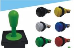 Botões e acessorios para Fliperamas / Arcades / Jukebox