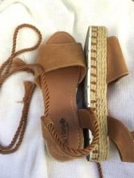 Sandália lindíssima