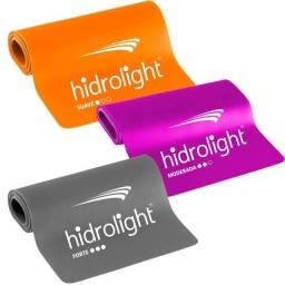 Faixa Elastica Hidrolight - kit 3 peças