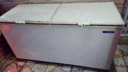 Freezer metalfrio 2 tampas