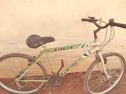 Título do anúncio: Bicicleta semi nova 18 marchas