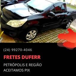 Título do anúncio: Pequenos fretes e carretos em Petrópolis.