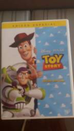 DVDs Toy Story 1-3