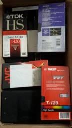Fitas VHS - raridade