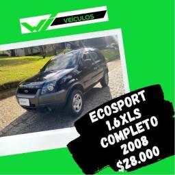 Ecosport Xls 1.6 Completa 2008