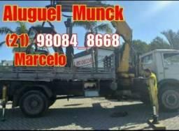 ALUGUEL DE CAMINHÃO MUNCK