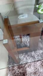 Título do anúncio: Mesa de Tampo de vidro 15 milímetros
