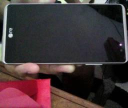 LG X Power Dourado