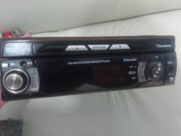 DVD retratil roadstar com Bluetooth