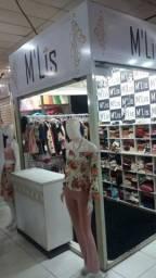 Linda Loja de esquina na av. 44 - Galeria Goiânia Center Modas