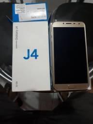 Samsung j4 2018 Uma semana de uso