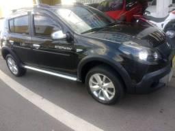 Renault Sandero Stepway 1.6, completo mais som - 2012
