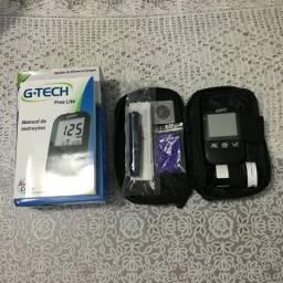 Kit Medidor de glicose G-Tech Lite Diabetes