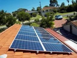 Kit Energia solar completo telhado-wi-fi colocado 1,65 kwp