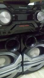 Mini System Panasonic - Modelo SA-AKX600
