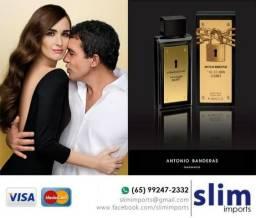 Perfume Antonio Banderas The Golden Secrets 200ml Lacrado