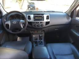 Hilux flex a mais top do Tocantins - 2012