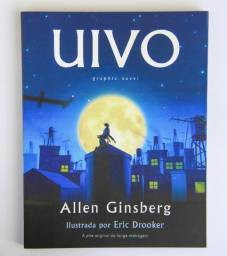 Uivo por Allen Ginsberg (Graphic Novel)