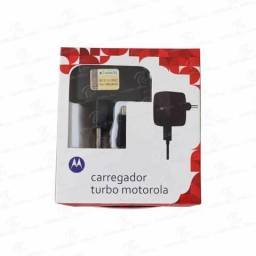 Carregador Motorola Turbo