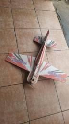 Aeromodelo e alguns acessorios