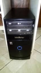 CPU am3, processador athlon2X3. memória ddr3, 2DVDs Placa de vídeo 1Gg, leia vale apena