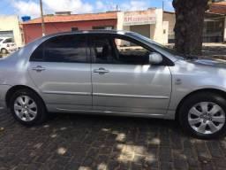 Corolla xei 1.8 manual 2008 - 2008